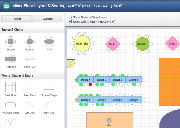 Online venue management software system for events for Wedding venue software
